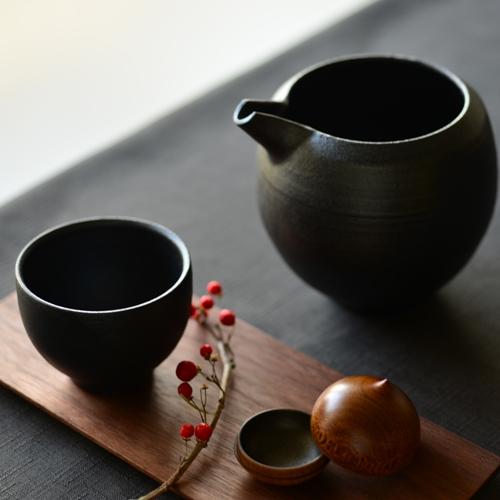 小野俊 酒器 (丸型)