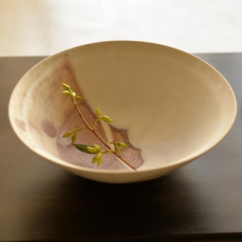 紫蓮 monet ボウル 21.5cm