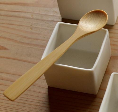 竹製調味さじ