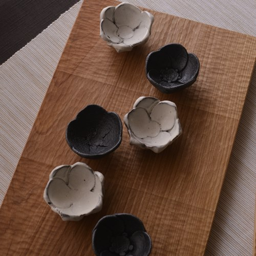 村上直子 花豆鉢
