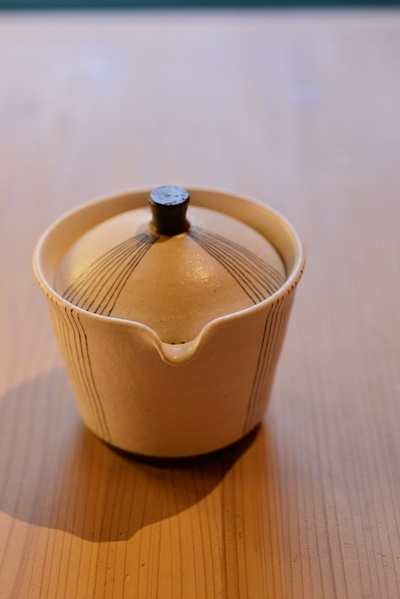 十草煎茶器 十草高台カップ