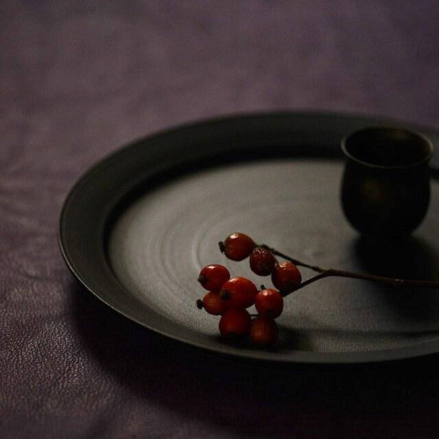 小野俊  スモールリムプレート(リムの幅が小さいタイプ)