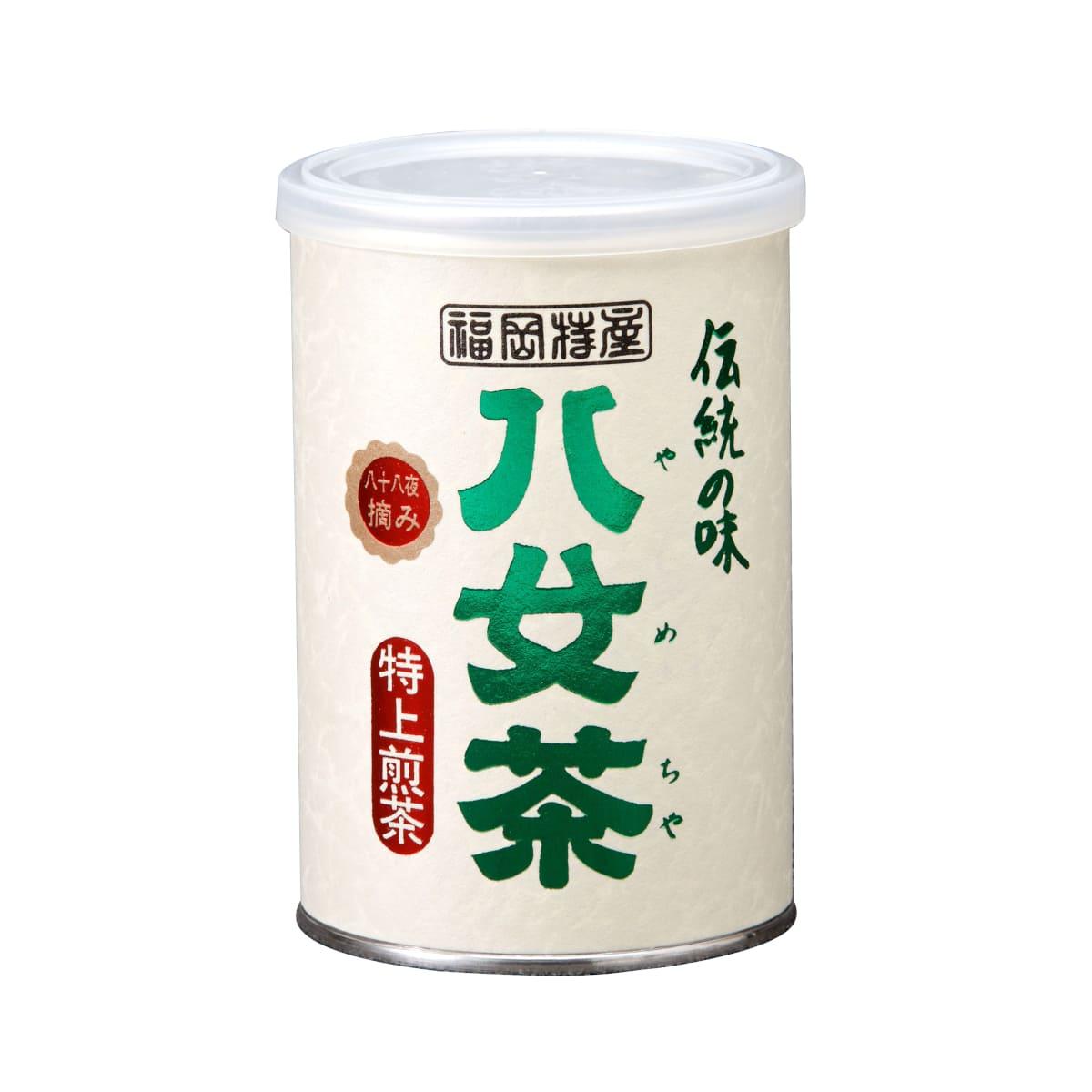 【ニ】特上煎茶(缶) 100g