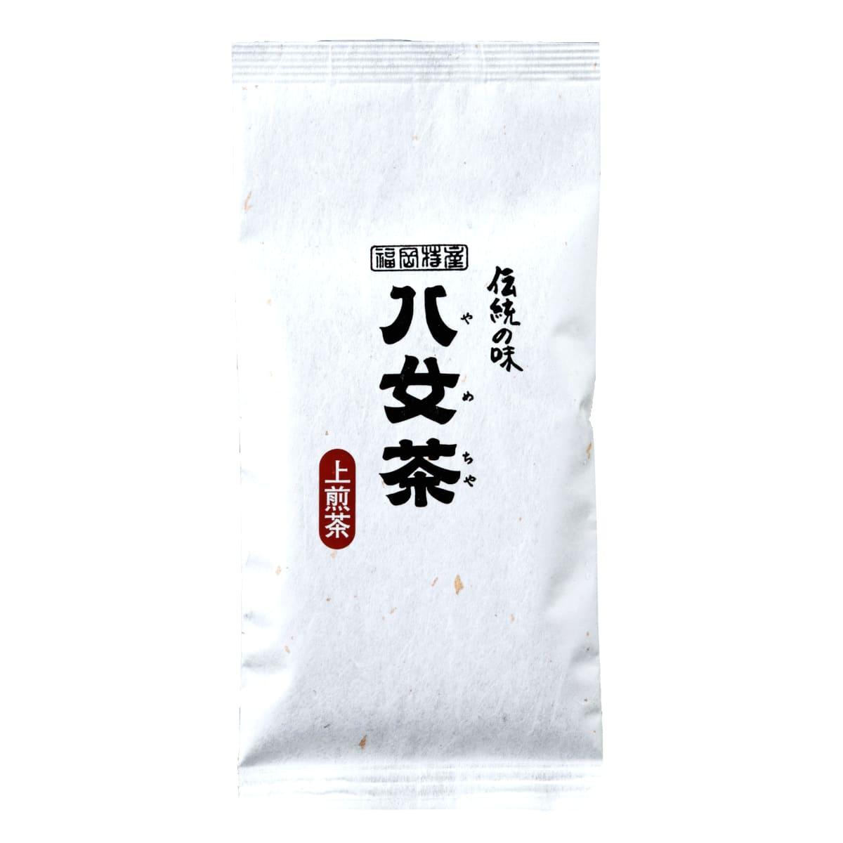 【ハ】上煎茶(袋) 100g 【メール便可】