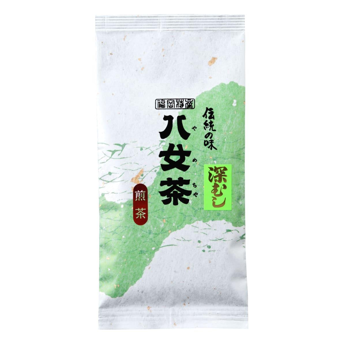 【ナ】深むし茶・竹 100g 【メール便可】