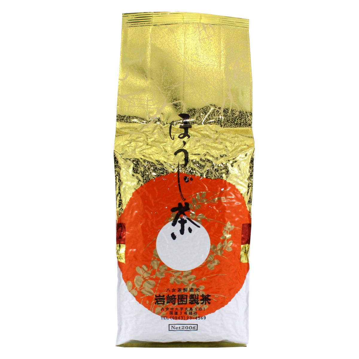 【ケ】ほうじ茶・梅 200g