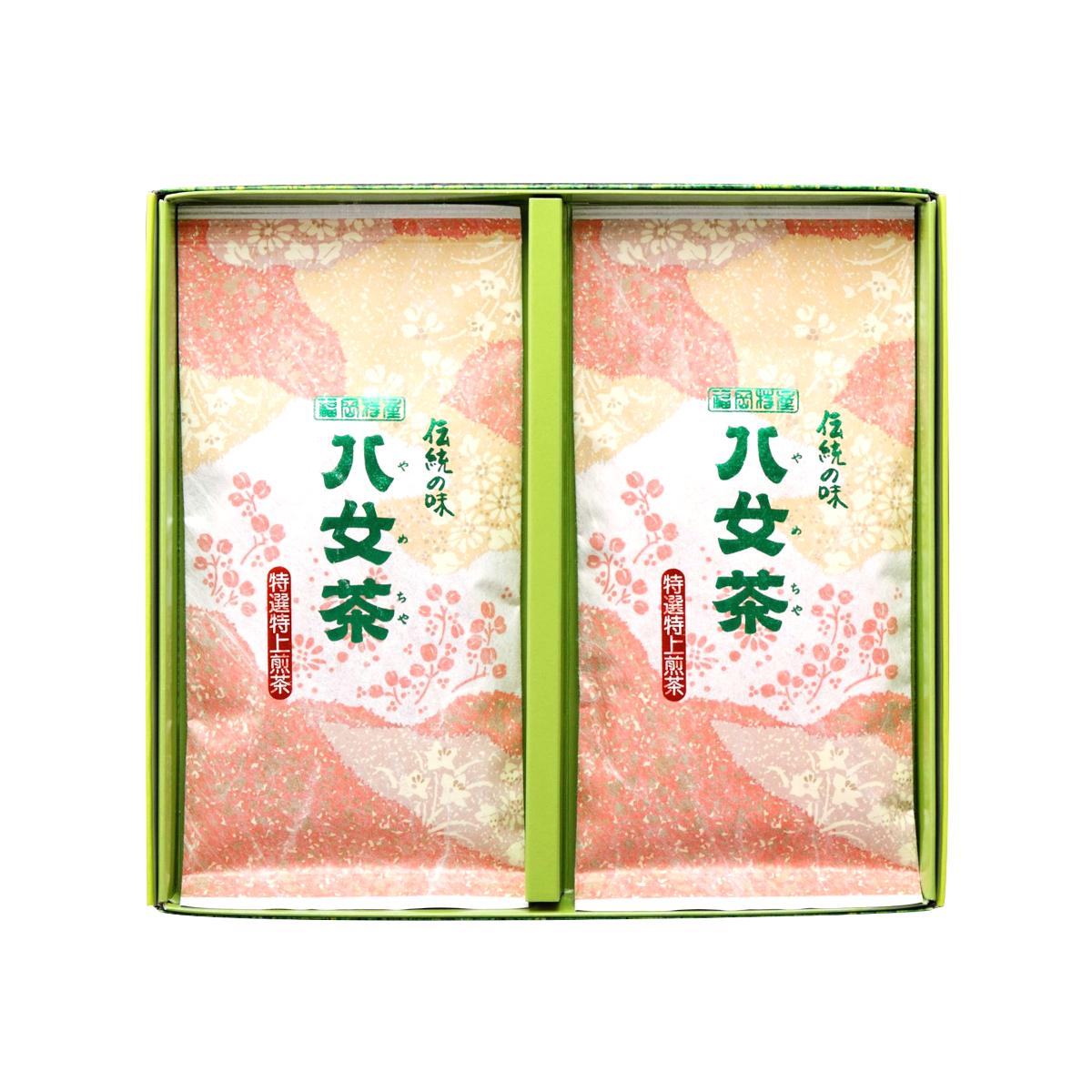 【G-220・サ】特選特上煎茶 100g×2袋ギフト