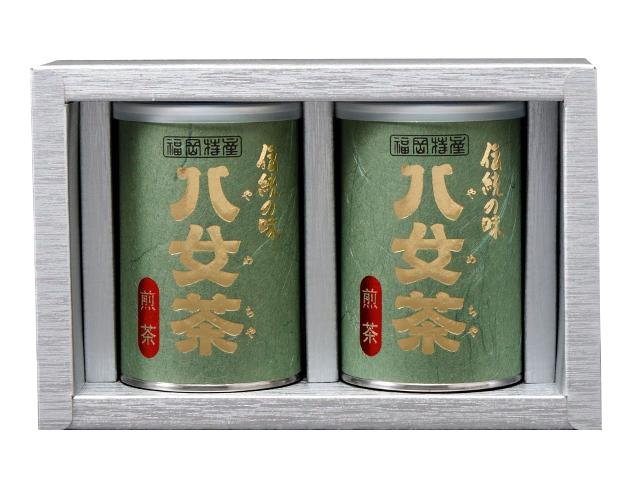 【G-255・イ】煎茶 100g×2缶ギフト