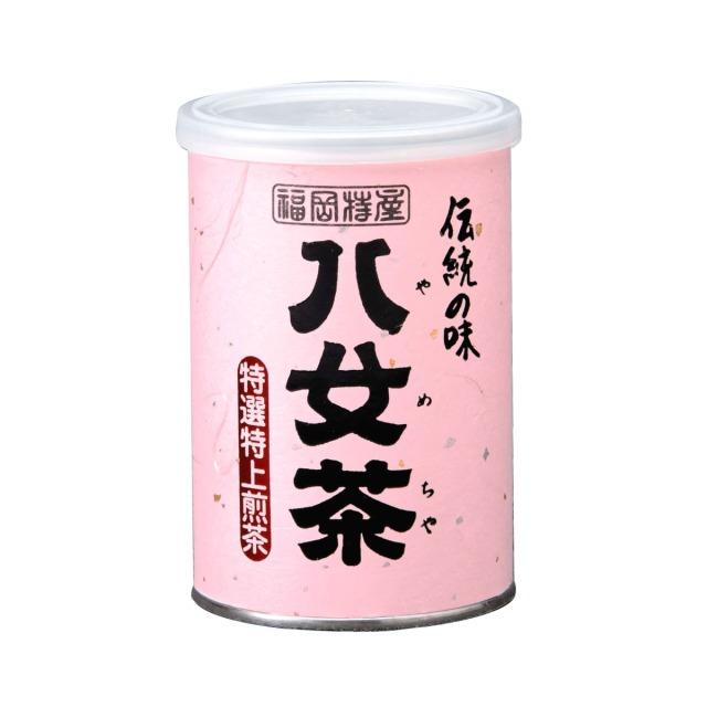 【サ】特選特上煎茶(缶) 100g