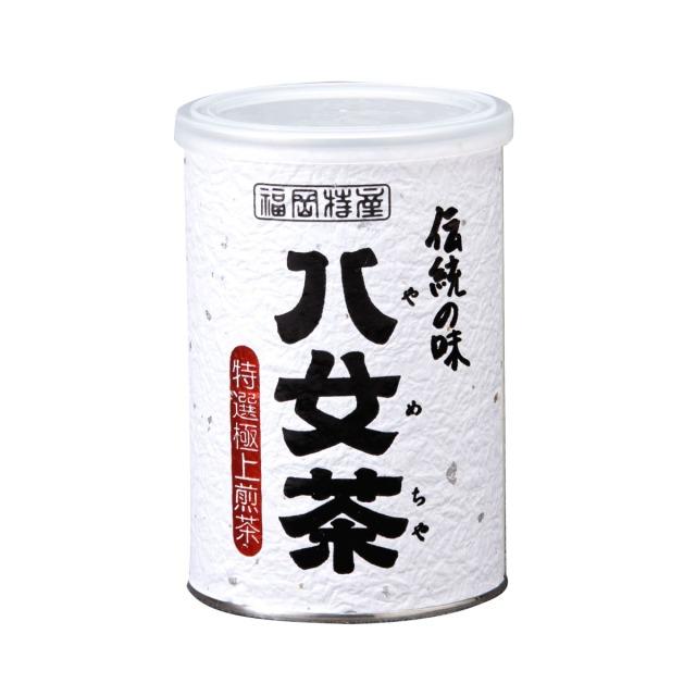 【へ】特選極上煎茶(缶) 100g