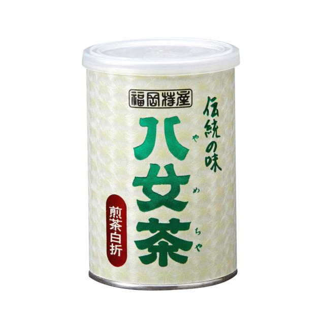 【ロ】煎茶白折(缶) 100g