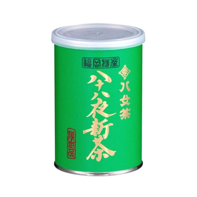 【1・ア】限定品・八十八夜新茶(缶) 100g
