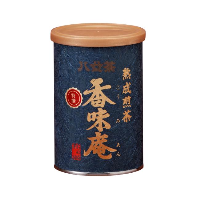 【メ】熟成煎茶・特選香味庵(とくせんこうみあん) 80g