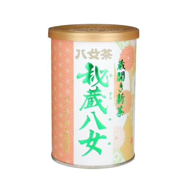 【300】蔵開き新茶・プレミアム秘蔵八女
