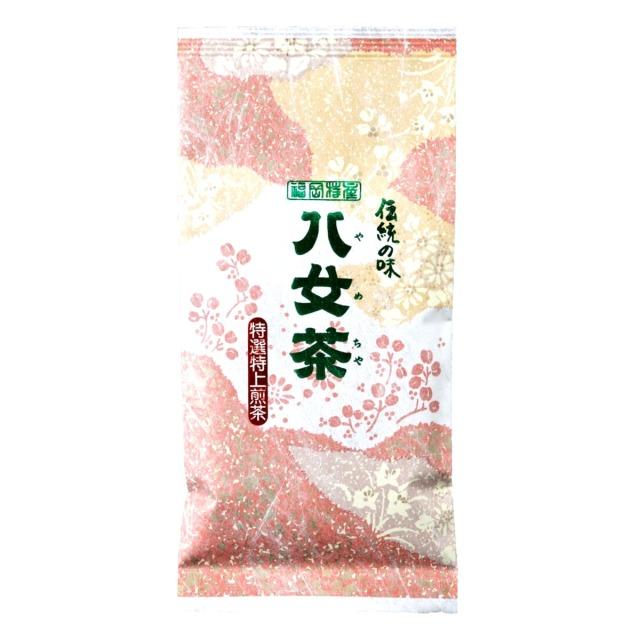 【サ】特選特上煎茶(袋) 100g 【メール便可】