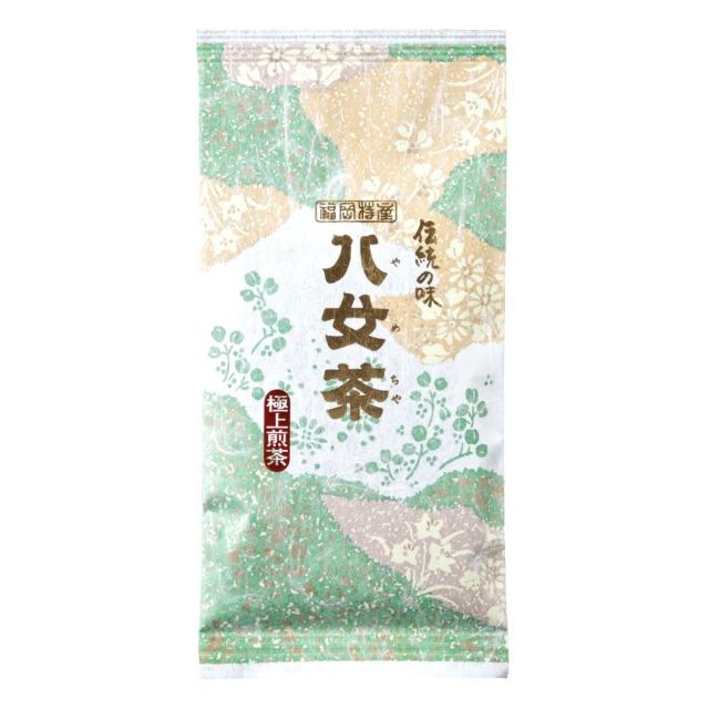 【ホ】極上煎茶(袋) 100g 【メール便可】