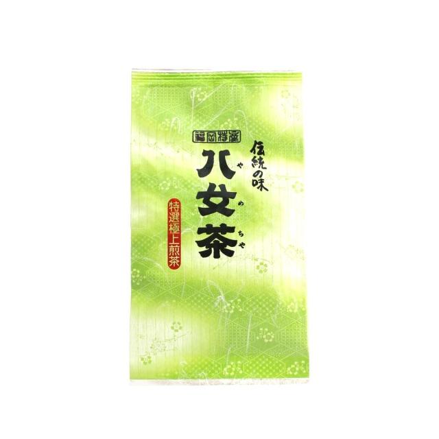 【ス】特選極上煎茶(袋)50g 【メール便可】