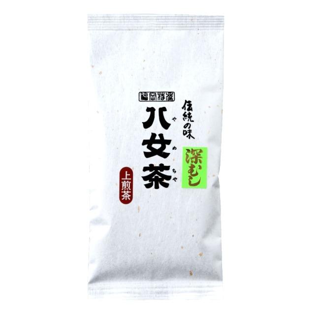 【ト】マイルド深むし・上煎茶(袋) 100g 【メール便可】