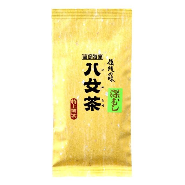 【フ】マイルド深むし・特上煎茶(袋) 100g 【メール便可】