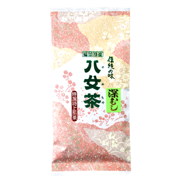 【チ】マイルド深むし・特選茶(袋) 100g 【メール便可】