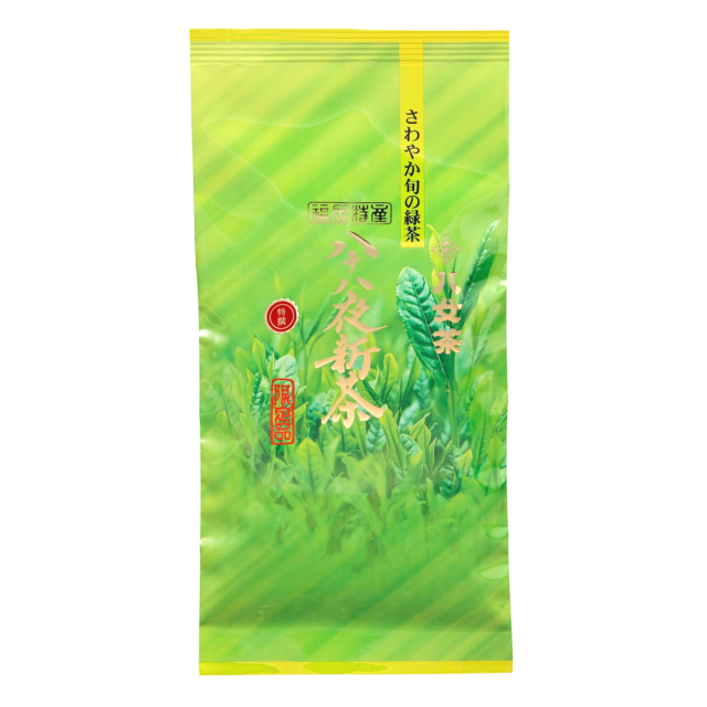 【6・キ】特選八十八夜新茶(袋) 100g 【メール便可】