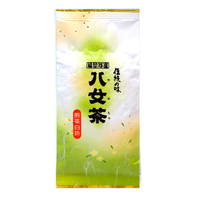 【ノ】白折(くき茶)・梅 100g 【メール便可】