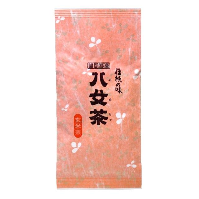 【ラ】玄米茶・松 100g 【メール便可】