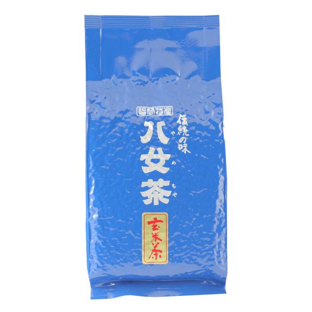 【ム】玄米茶・竹 200g