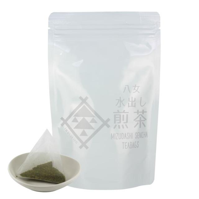 【セ】水出し煎茶ティーバッグ 5g×18ヶ入<お湯出し・水出し可>
