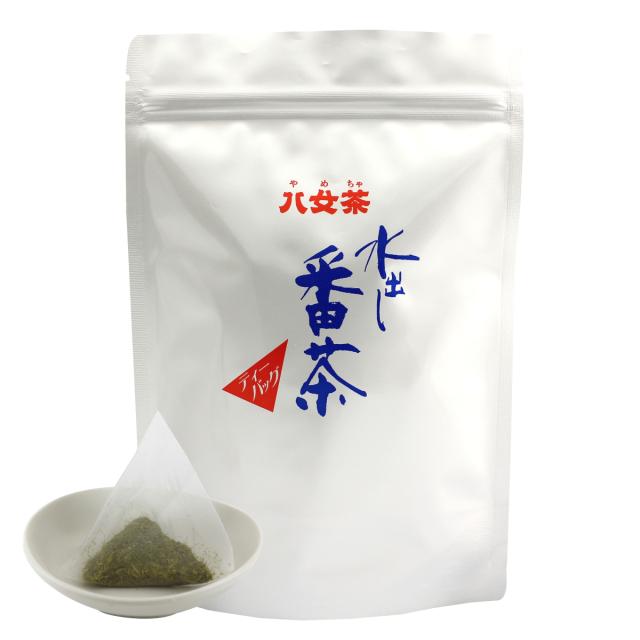【ヨ】水出し番茶ティーバッグ 5g×40ヶ入<お湯出し・水出し可>