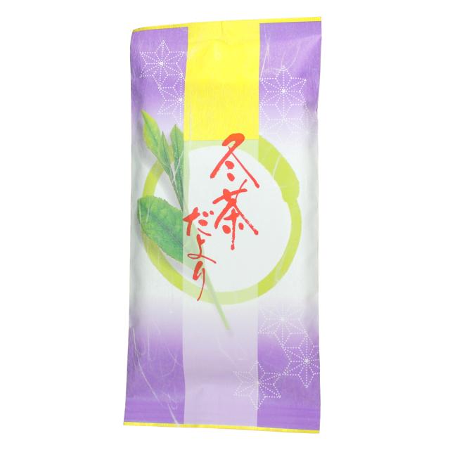 【292】冬茶だより(深むし茶) 90g