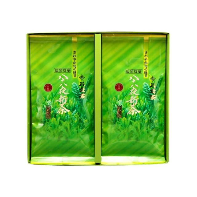 【G-216・キ】特選八十八夜新茶 100g×2袋ギフトセット
