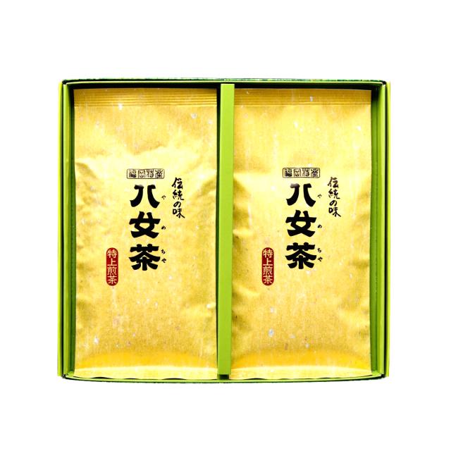 【G-219・ニ】特上煎茶 100g×2袋ギフト