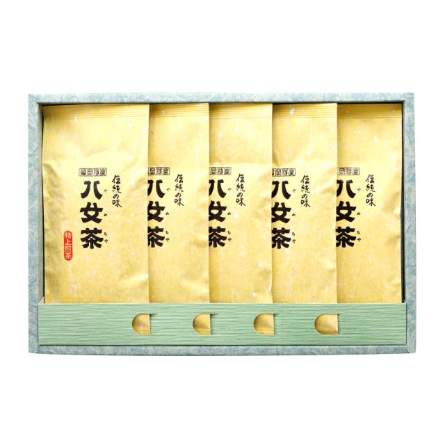 【G-223・ニ】特上煎茶 100g×5袋ギフト