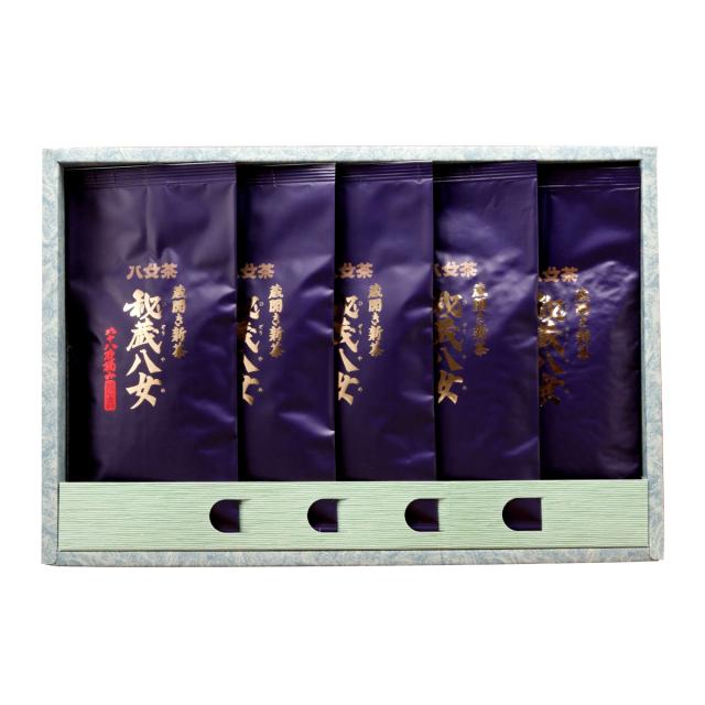 【G-227・コ】秘蔵八女 100g×5袋