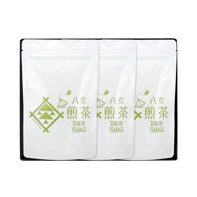 【G-238・テ】煎茶ティーバッグ90g×3袋ギフト