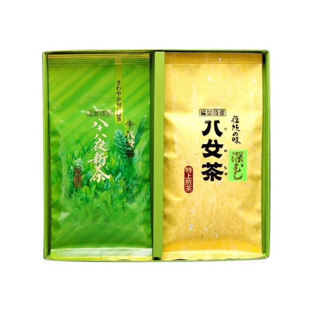 【G-242・アフ】八十八夜新茶 ・マイルド深むし特上 100g×2袋