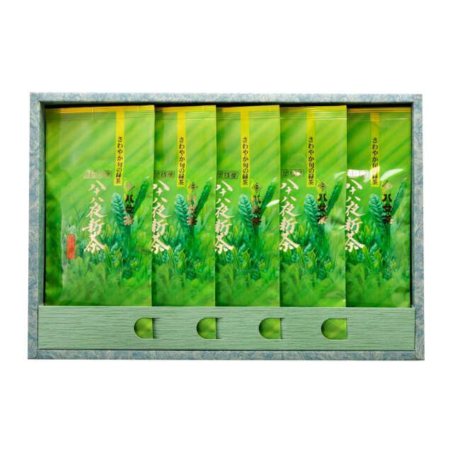 【G-267・ア】八十八夜新茶 100g×5袋ギフトセット