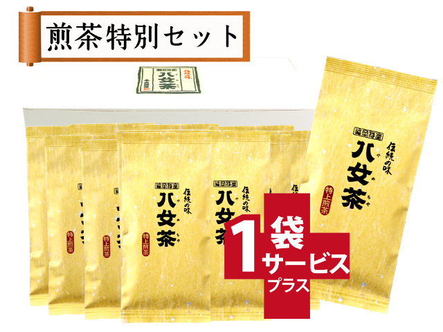 【T-17・ニ】特上煎茶 10+1袋