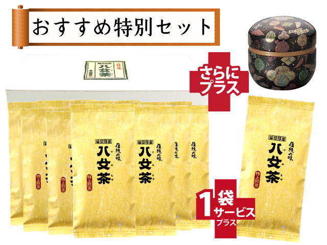 【T-174・ニ】特上煎茶 10+1袋+プレゼント品