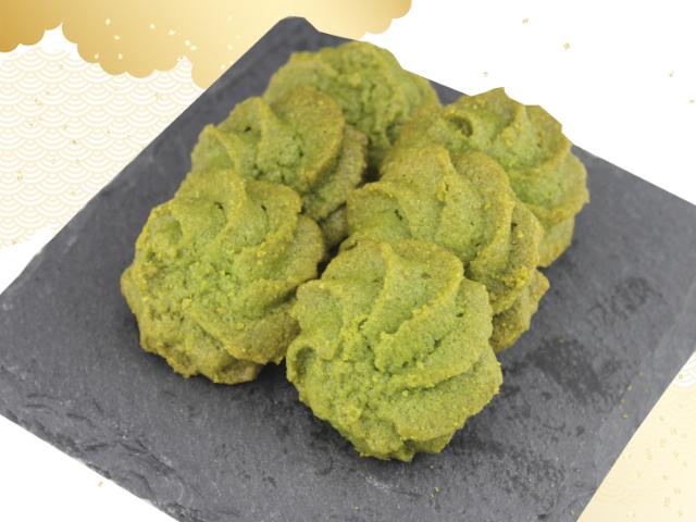 抹茶クッキーイメージ