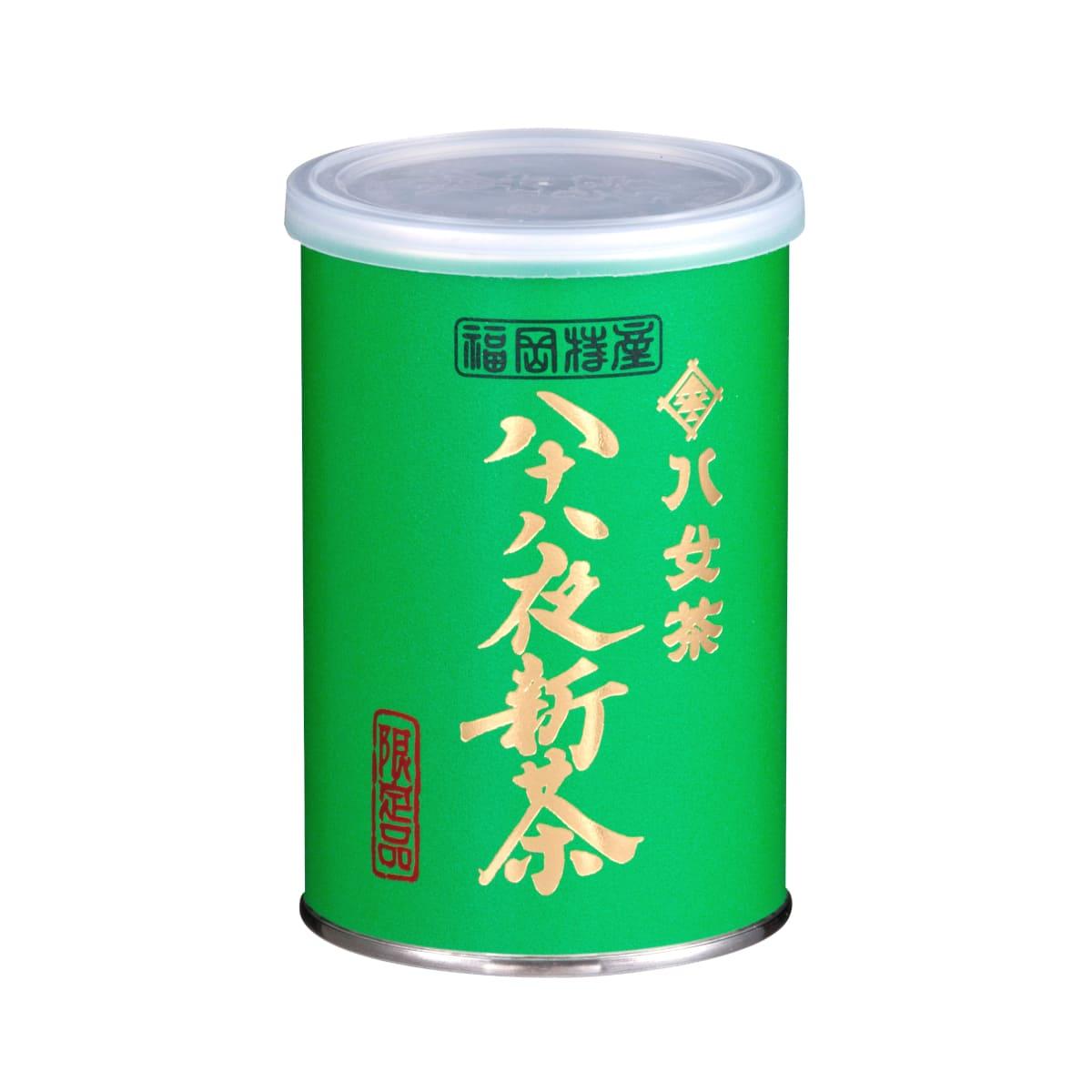 【1・ア】八十八夜新茶(缶)