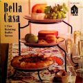 メサ 3段ビュッフェサーバー MESA Bella Casa 3 Tier Rotating Buffet Server