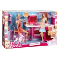 バービー キッチン 人形付き Barbie Stovetop to Tabletop! Kitchen + Doll