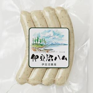 【発色剤不使用】 天然腸と宮城県産豚の ハーブウィンナー 90g ( 4本入 )