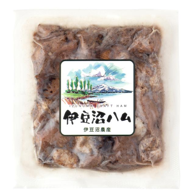 【すぐ食べられるおつまみ】伊豆沼豚 直火焼き プレーン  88g