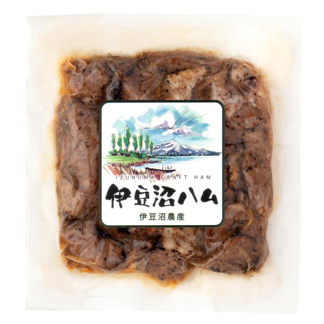【すぐ食べられるおつまみ】伊豆沼豚 直火焼き 辛口 88g