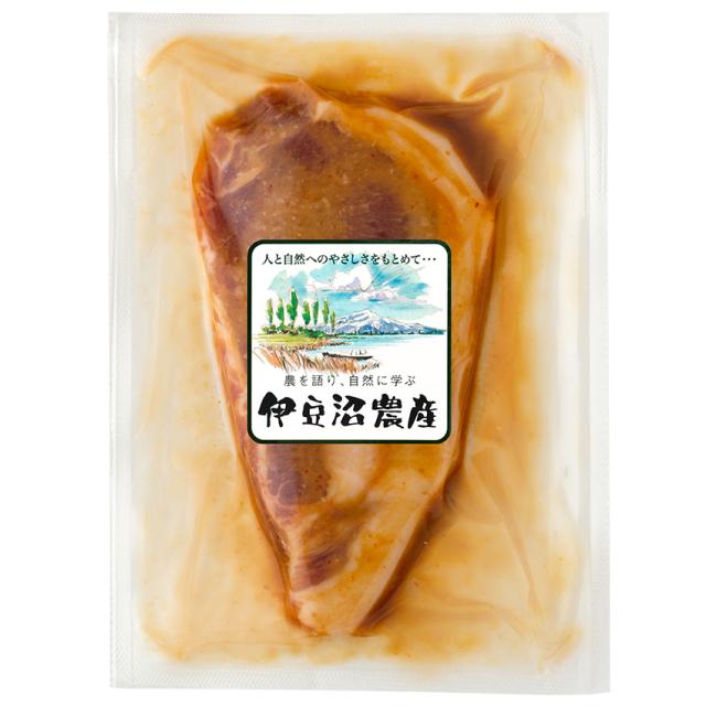 伊豆沼豚ロース味噌漬け85g