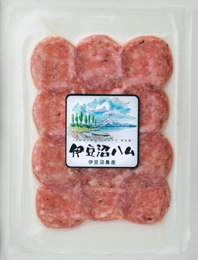 発酵生サラミスライス
