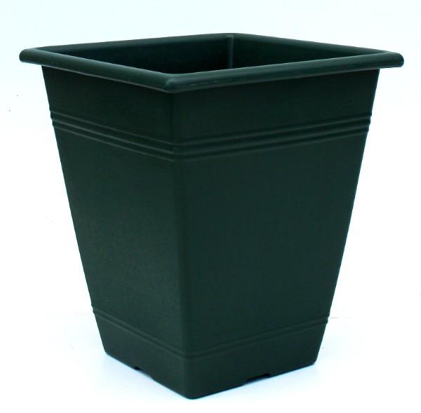 プラ鉢 緑色